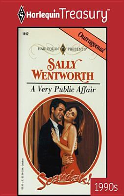 Very Public Affair by Sally Wentworth