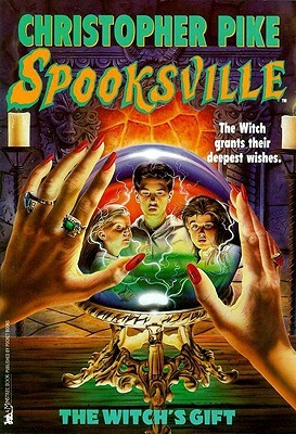 Free download The Witch's Gift (Spooksville #24) by Christopher Pike PDF