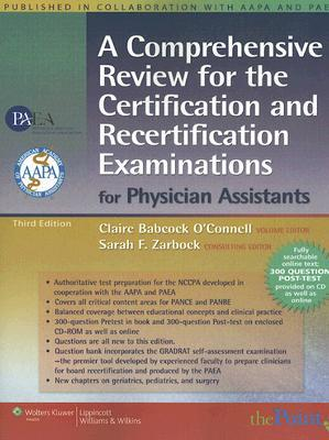 physician assistant certification review books