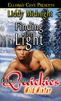Finding the Light by Liddy Midnight