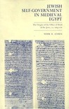 Jewish Self Government In Medieval Egypt: The Origins Of The Office Of Head Of The Jews, Ca. 1065 1126
