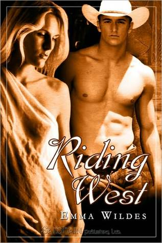 Riding West by Emma Wildes