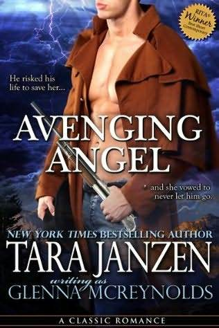 Avenging Angel by Glenna McReynolds