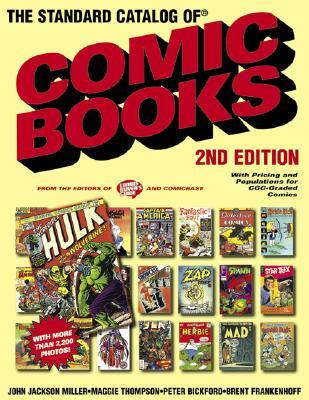 The Standard Catalog Of Comic Books (Standard Catalog Of Comic Books)