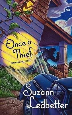 Once A Thief by Suzann Ledbetter