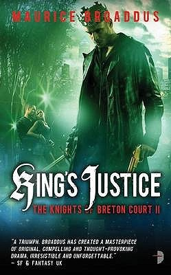 King's Justice. by Maurice Broaddus