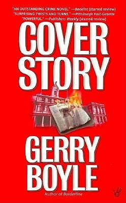 Cover Story Jack McMorrow Mystery 6