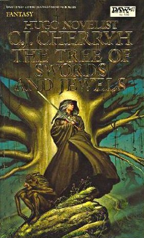 The Tree of Swords and Jewels by C.J. Cherryh