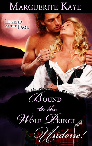 Bound to the Wolf Prince by Marguerite Kaye