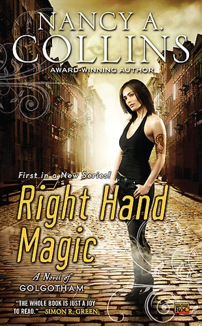Right Hand Magic by Nancy A. Collins