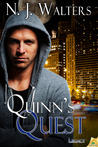 Quinn's Quest (Legacy, #4)