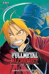 Fullmetal Alchemist (3-in-1 Edition), Vol. 1