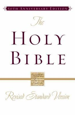 50th Anniversary Bible-RSV