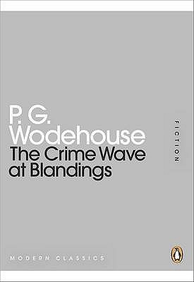 The Crime Wave at Blandings by P.G. Wodehouse