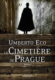 Le cimetière de Prague by Umberto Eco