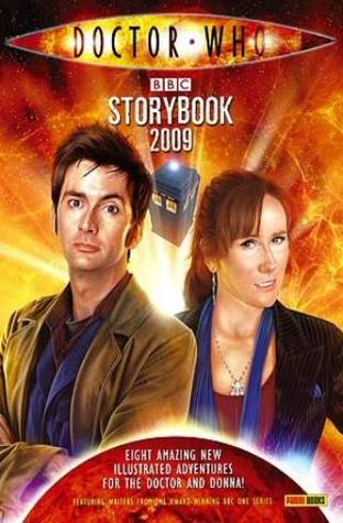 The Doctor Who Storybook 2009 by Jonathan Morris