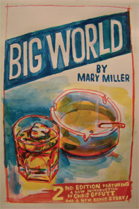 Big World by Mary  Miller