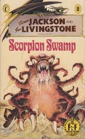 Scorpion Swamp by Steve   Jackson