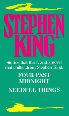 Four Past Midnight/Needful Things by Stephen King