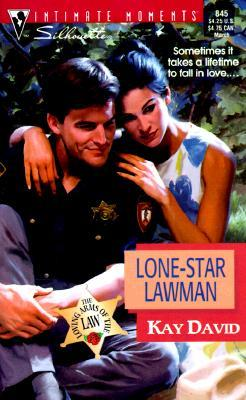 Get Lone-Star Lawman (Silhouette Intimate Moments, No. 845) by Kay David iBook
