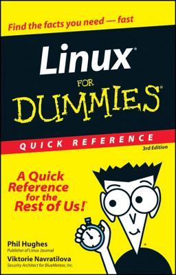 Linux for Dummies Quick Reference