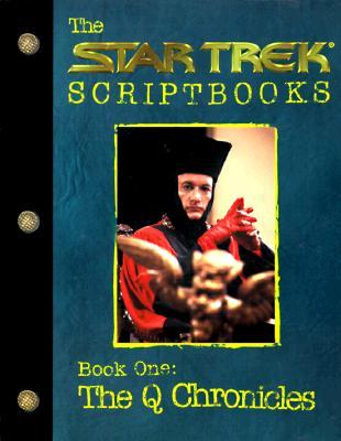 The Star Trek Scriptbooks - Book One by Gene Roddenberry