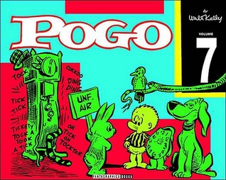 Pogo, Vol. 7 by Walt Kelly