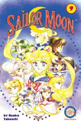 Sailor Moon, #9 by Naoko Takeuchi
