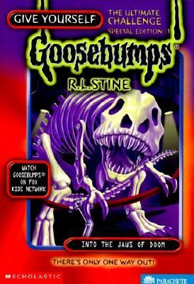 Into the Jaws of Doom by R.L. Stine