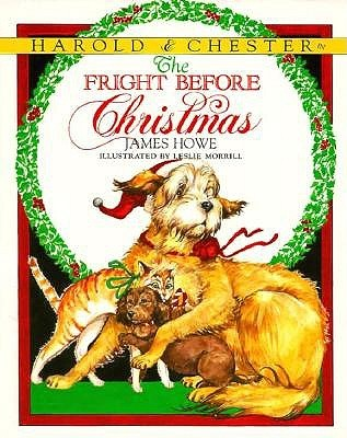 The Fright Before Christmas by James Howe