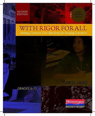 With Rigor for All by Carol Jago
