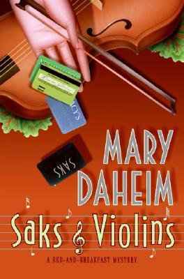 Saks &amp; Violins by Mary Daheim