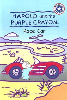 Harold and the Purple Crayon by Liza Baker