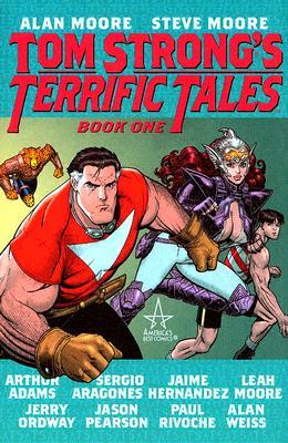 Tom Strong's Terrific Tales - Book One by Alan Moore