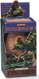 Hypacrosaurus: Tiny Perfect Dinosaur Series [With Poster and Fozzilized Plastic Egg, Snap Together Dino Bones]