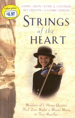 Get Strings of the Heart: Members of a String Quartet Find Love Under a Miami Moon in Four Novellas PDF