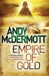 Empire Of Gold by Andy McDermott