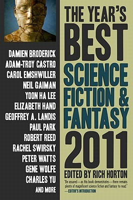 The Year's Best Science Fiction & Fantasy, 2011 by Neil Gaiman