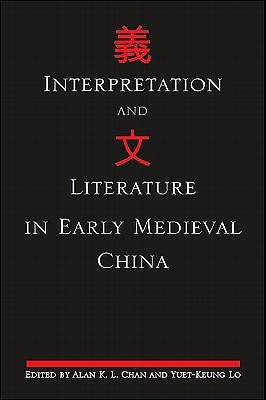 Read online Interpretation and Literature in Early Medieval China iBook