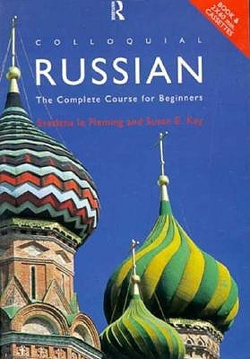 Colloquial Russian: The Complete Course For Beginners (Colloquial Series (Multimedia))