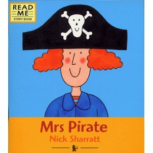 Mrs. Pirate (Read Me Storybook)
