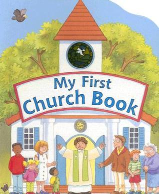 My First Church Book by Kate   Davies