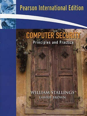 Computer Security by William Stallings