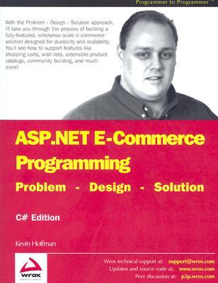 Asp.Net E Commerce Programming: Problem Design Solution