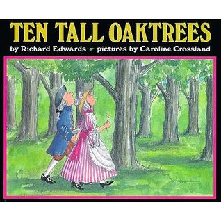 Ten Tall Oaktrees by Richard Edwards