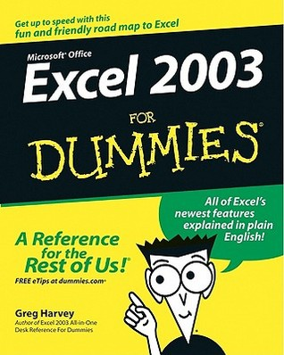 Excel 2003 for Dummies