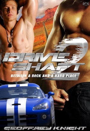 Between a Rock and a Hard Place by Geoffrey Knight