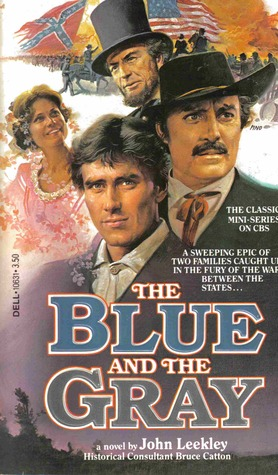The Blue and the Gray by John Leekley