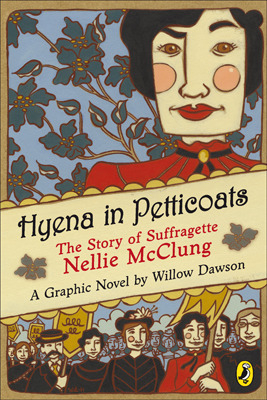 Hyena in Petticoats by Willow Dawson