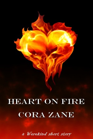 Heart On Fire (Werekind, #2.75)